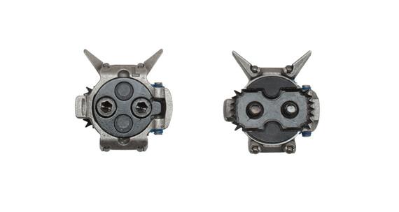 Speedplay Syzr grey/black